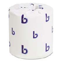 Two--Ply-Toilet-Tissue,-White